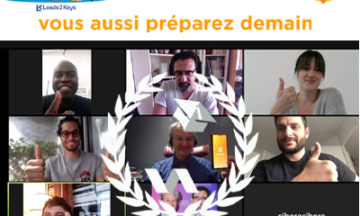 Le 15-12-2020 – Webinar Leads2Keys #SmartProspection